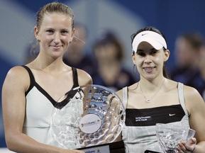 WTA: Білоруський тріумф у Австралії