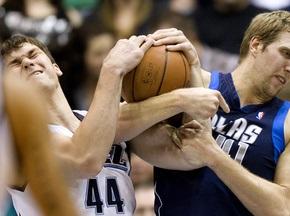 Украинский Джазмен отлучен от NBA