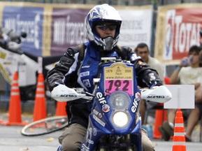 Дакар-2009: Названа причина смерті мотоцикліста