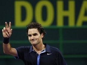 Доха: Надаль и Стаховский пакуют вещи, Федерер продолжает борьбу