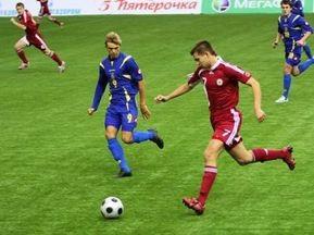 U-18: Украинцы одержали вторую победу