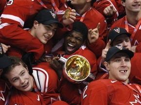 Канадская молодежка побеждает на Чемпионате мира