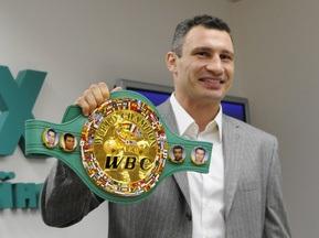 Виталий Кличко будет драться с кубинцем