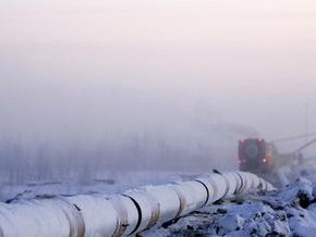 Газпром: В Европу газ подается в полном объеме