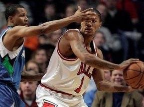 NBA: Чикаго поступається Мінессоті