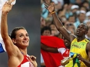 AIPS назвала кращих спортсменів року