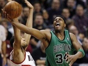 NBA: Бостон проиграл Портленду