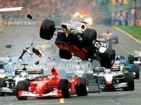F1: В начале сезона ожидают много аварий