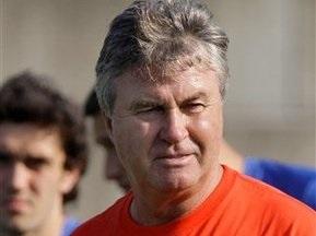 Хиддинк и Адвокат стали заслуженными тренерами России
