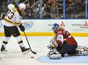 NHL: Медведи взобрались на вершину