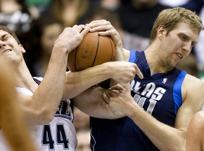 NBA наказала Дирка