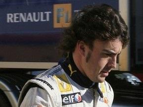 Фернандо Алонсо признан лучшим пилотом года