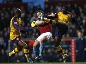 Астон Вілла рятує гру проти Арсенала