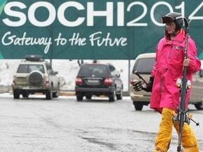 В Сочи открыли первый олимпийский объект