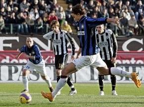 Серия А: Милан громит Удинезе, Рома неожиданно оступается