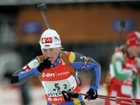 Біатлон: Віта Семеренко - третя в спринті