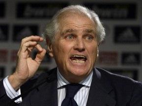 Кальдерон: Я втомився від чуток про Роналдо