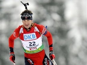 Бьорндален и Свендсен снялись с этапа Кубка мира