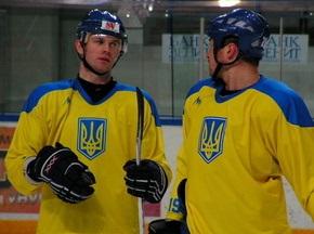 Хоккей: Украина уверенно обыграла Данию