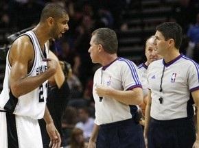 Тим Данкан - игрок недели в NBA