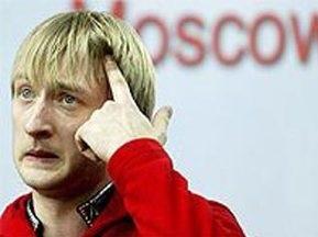 Плющенко може виступити на Олімпіаді-2010