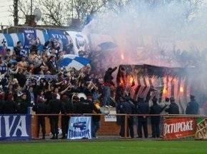МВС України створить міжнародну базу футбольних фанів