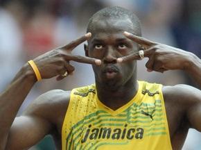 Болт мечтает побить рекорд на 400 м