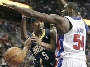 NBA: 42 очки Грейнджера не допомогли Індіані в матчі з Детройтом