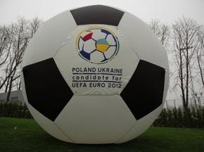 Україна та Польща створять структури з підготовки спортивної частини Євро-2012