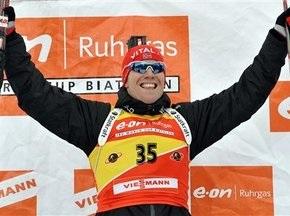 Свендсен бере золото у спринті
