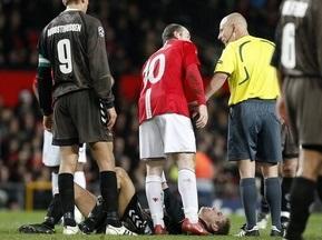 УЕФА разберется с Руни