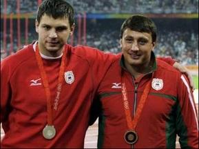 Відомих білоруських атлетів дискваліфікують