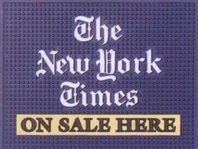 The New York Times собирается продавать активы