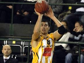 Баскетбольные еврокубки: два успеха и одна неудача украинских клубов