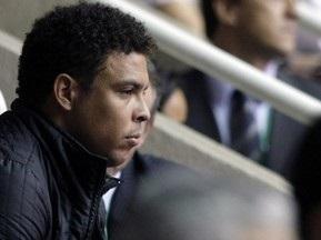 Роналдо будет играть в Бразилии
