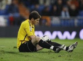 Касільяс не вірить у перемогу Реала в Прімері