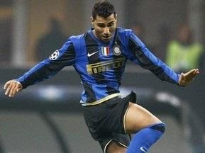 Куарежма став найгіршим футболістом Італії