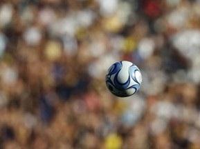 Міліціонери зіграли з фанатами у футбол