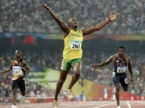 Усейн Болт може пробігти 100 м швидше