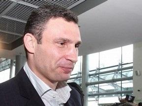 Віталій Кличко номінований на звання Боксер Року