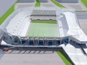 На місці будівництва львівського стадіону знайдені боєприпаси