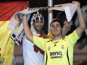 МанСити предложил Реалу €150 млн за Касильяса