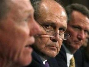 Автогиганты США вновь обратятся к конгрессу за помощью