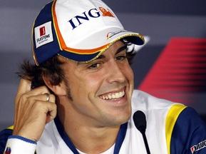 Renault: Усе заради Алонсо