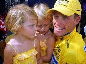 Офіційно: Армстронг візьме участь в Тур де Франс