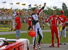 Шумахер взялся за старое в Бразилии