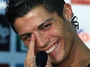 Золотий м яч отримав Кріштіано Роналдо