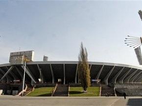 Евро-2012: Началась реконструкция Олимпийского