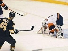 NHL: Побиття в Бостоні