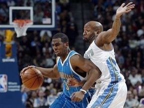 NBA: Укус Шершня
